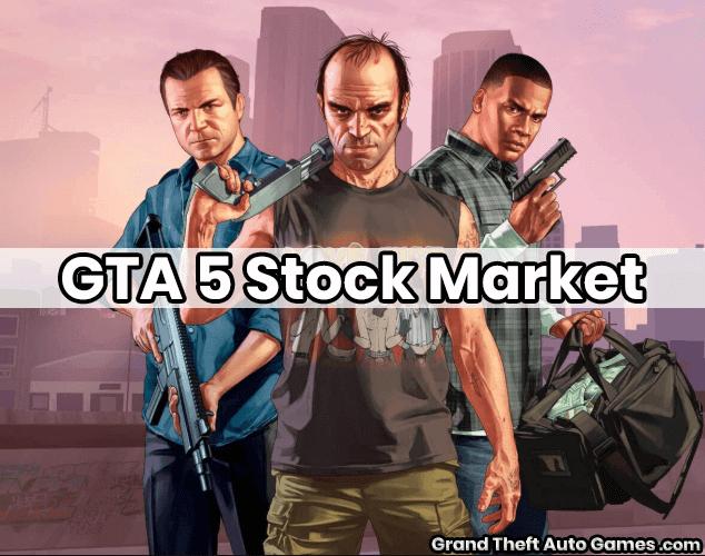 GTA V Stock Market guide tips and tricks