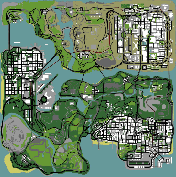 2 player positions Map
