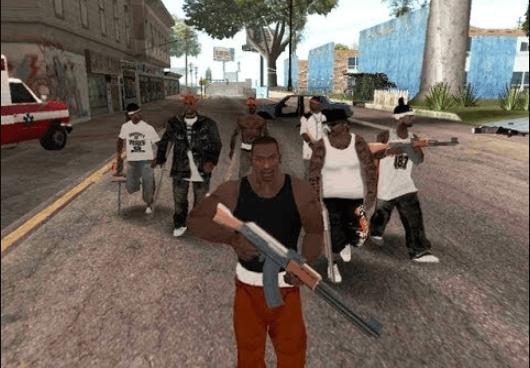 GTA San Andreas Cheats for PC