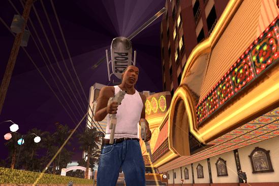 GTA San Andreas Cheats PC
