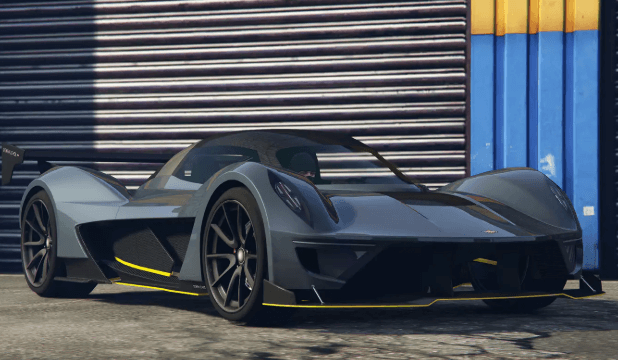 Fastest Cars in GTA 5 Online 2020