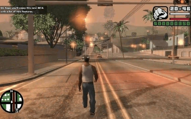 Grand Theft Auto: San Andreas download for free 2020