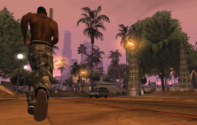 GTA San Andreas PC Screenshots