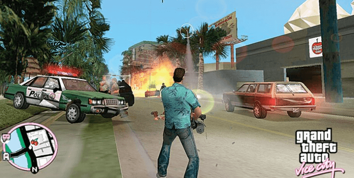 Grand Theft Auto Vice City Free Download for Windows