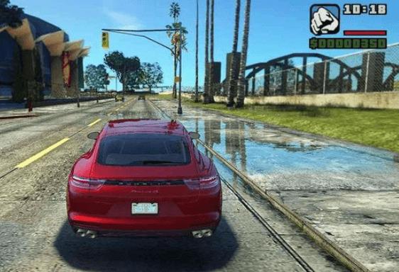 Ultimate Graphics Mod in GTA San Andreas