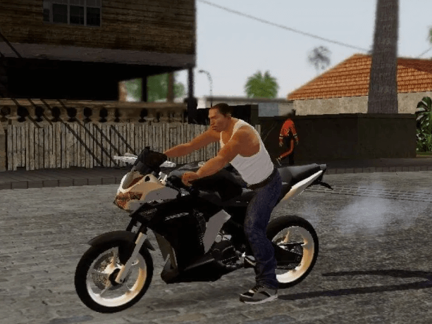 Ultimate Graphics Mod of GTA San Andreas
