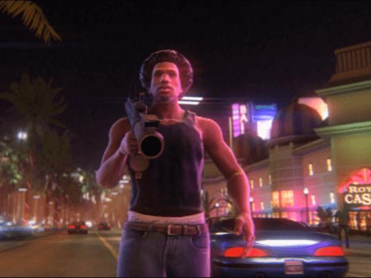 GTA San Andreas Ultimate Graphics Mod