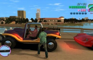GTA Vice City Game Free Download For PC Offline