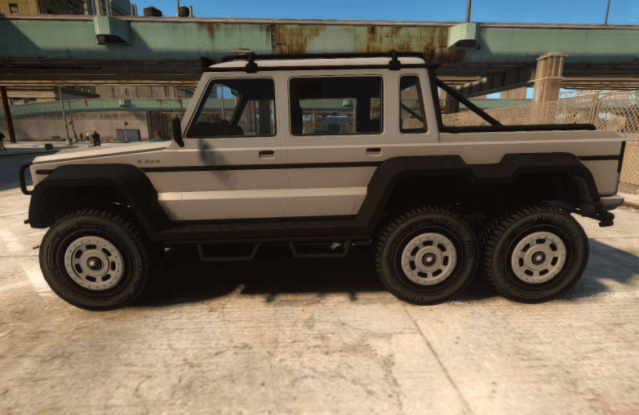 How to get DUBSTA 6X6 in GTA 5?