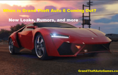 When is Grand Theft Auto 6 Coming Out?