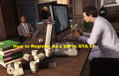 How to Register As a VIP in GTA 5